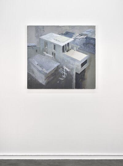Edi Hila, 'Maison 2', 2010