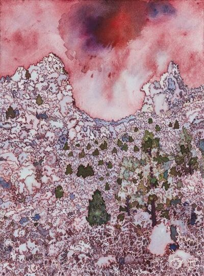 Shi Xinji, 'Floating Jade of East Mountain No.10', 2014