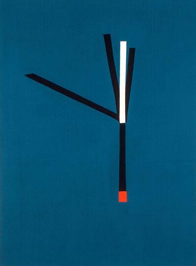 Paul Kremer, 'Post 2', 2015
