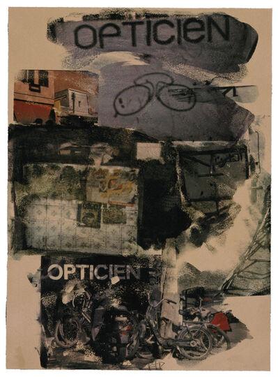 Robert Rauschenberg, 'Site', 2000