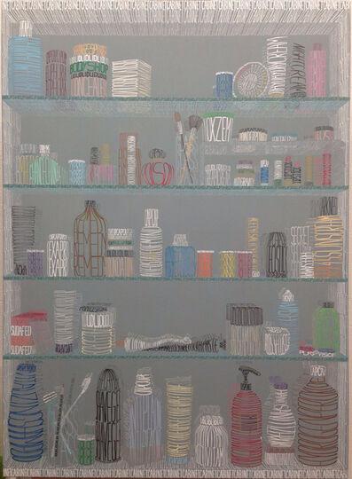 Thomas Broomé, 'Broken Rainbow Cabinet', 2016