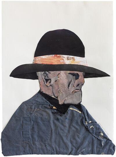 Benny Andrews, 'Cherokee ', 1990