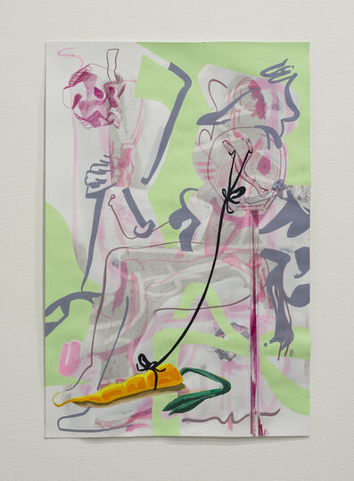Ryan Sluggett, 'Carrot on Stick', 2019