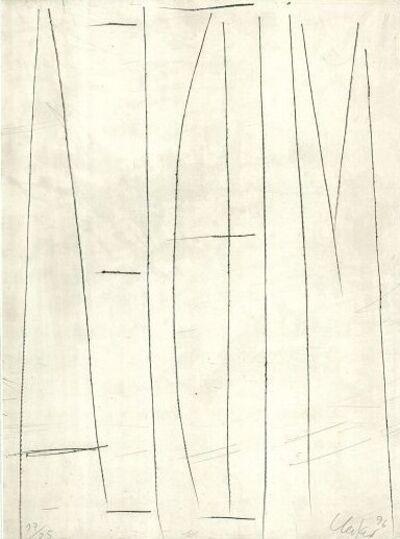 Günther Uecker, 'Medea', 1990-2000
