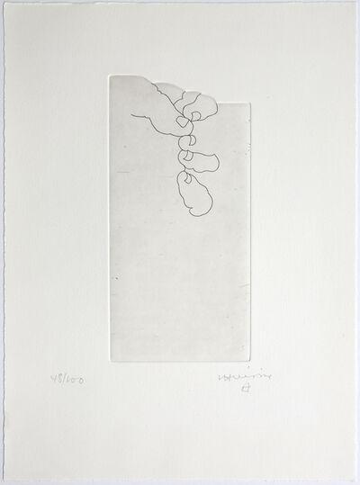 Eduardo Chillida, ' Hand XXV', 1997