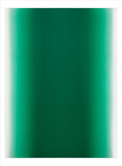 Betty Merken, 'Illumination, Emerald, Jade. #10-20-16', 2020