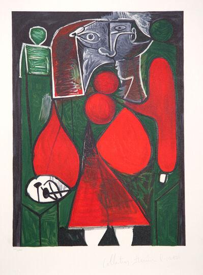 Pablo Picasso, 'Femme en Rouge sur Fauteuil, 1949', 1979-1982