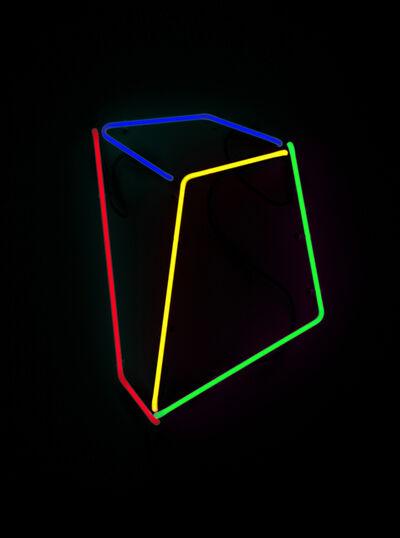 Anne-Katrine Senstad, 'Soft Geometry Neon #12', 2015