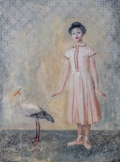 "Kerstin Vegelahn, '""Lo que siento""', 2017"