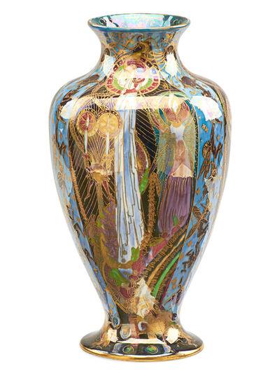 Wedgwood, 'Wedgwood Fairyland Lustre Vase', ca. 1920
