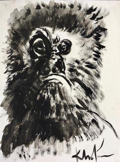 Khotan Fernandez, 'Grumpy Monkey', 2015