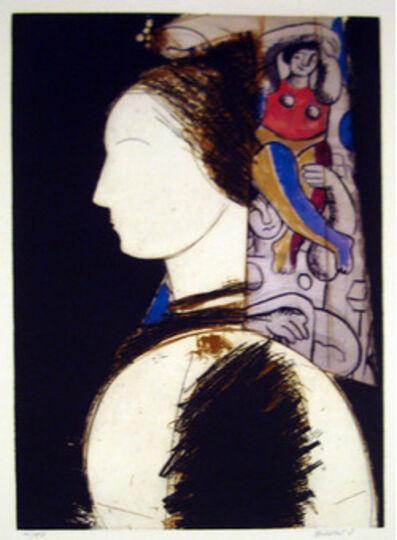 Manolo Valdés, 'Beatrice II', 2002