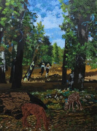 Lucinda Luvaas, 'Running Wild'