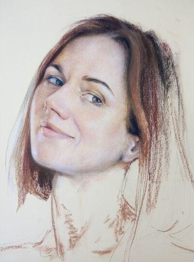 Gela Philauri, 'Portrait of Natalie', 2016