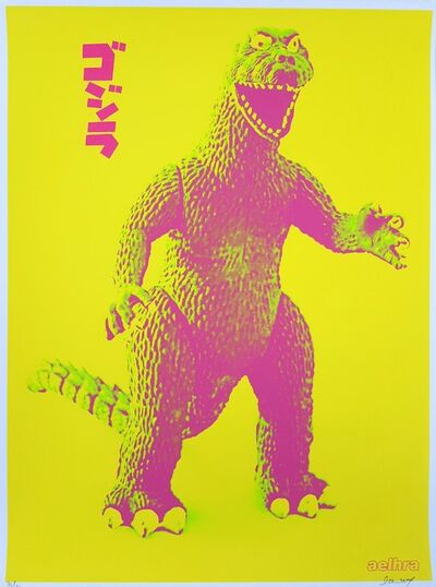 Aelhra, 'Gojira Godzilla', 2014