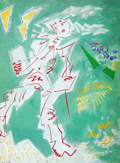 André Masson, 'Le Spectre de Van Gogh', 1961