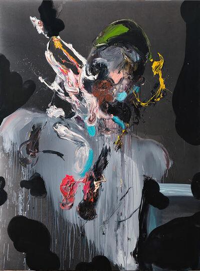 Zümrütoğlu, 'Abra Cadaver (1)', 2018