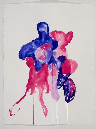 Serge Murphy, 'Avec l'autre I', 2012