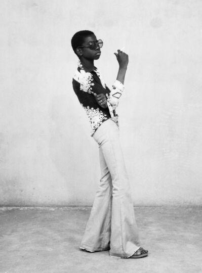 Malick Sidibé, 'Un Ye Ye en position', 1963