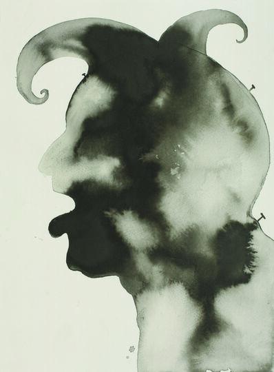 Barthélémy Toguo, 'Devil's Head No.1', 2009-2010
