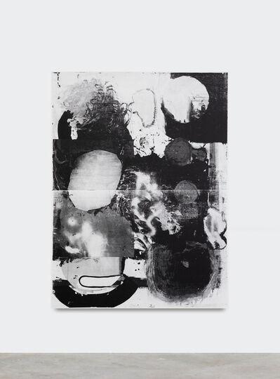Linus Bill + Adrien Horni, 'Mixed Media B/W 21', 2019