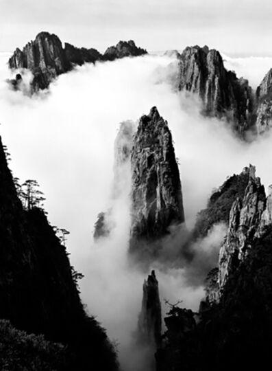 Wang Wusheng, 'Mt. Huangshan (21)', 1991
