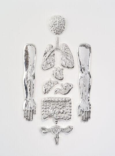 Prune Nourry, 'Organe Miracle', 2020