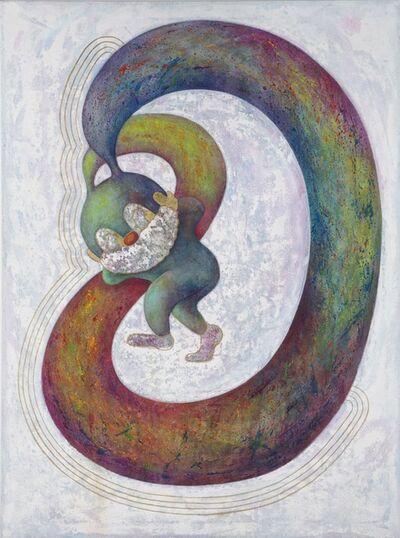 Yusuke Ochiai, 'Head Banging', 2014