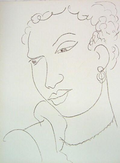 Henri Matisse, 'Rivage', 1954