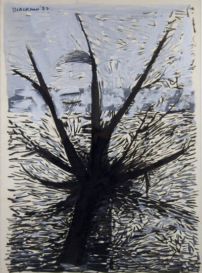 Charles Blackman, 'Tree of Knowledge', 1972