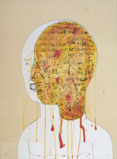 Blu, 'Head quarter', 2008