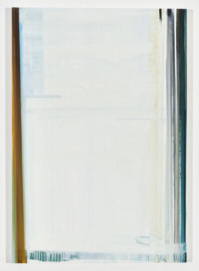 Juan Iribarren, 'Untitled (White)', 2017