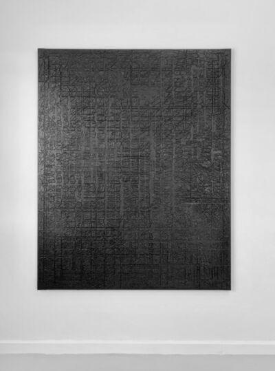 Anne-Sophie Øgaard, 'Black Conjunction 040.019', 2019