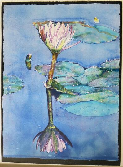 Joseph Raffael, 'Evening Lily', 1981