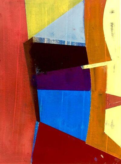 Warren Rosser, 'Slippage –Space #2', 2017