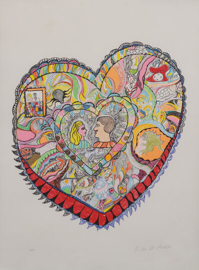 Niki de Saint Phalle, 'Untitled (from the Nana Power portfolio)', 1970