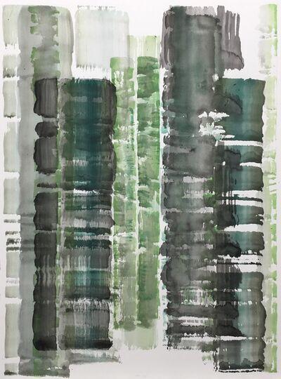 Julian Jackson, 'Evergreen', 2021