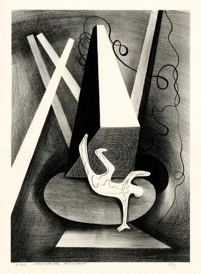 Herman Volz, 'Industrial Accidnet', 1942