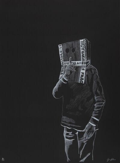 Gonefellow, 'Box Head', 2017