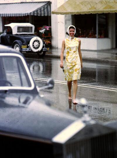Slim Aarons, 'Look No Shoes', 1964