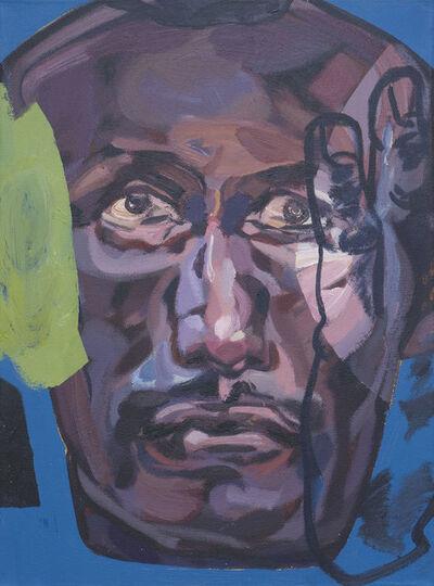 Nigatu Tsehay, 'Augenzeuge IV', 2020