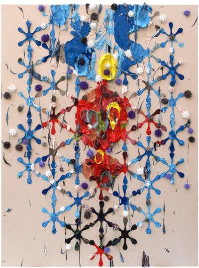 Dennis Hollingsworth, 'Born Janus - Faced as one ', 2015
