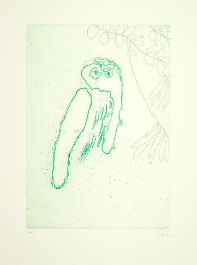 Peter Doig, 'Owl (Boscoe)', 2013
