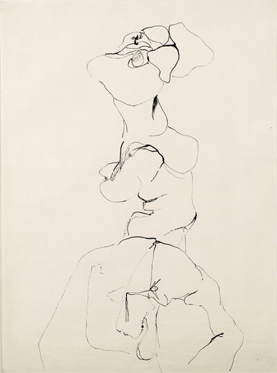 Alina Szapocznikow, 'Sans titre ', 1970-1971