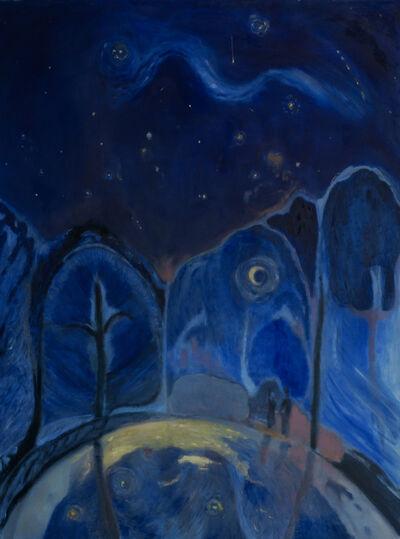 Darby Milbrath, 'Starry Sky Over the Archipelago', 2020