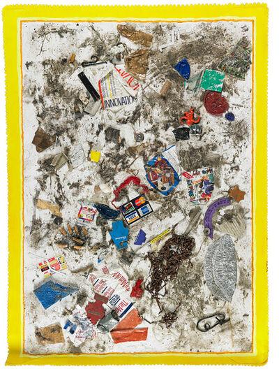 Justin Lieberman, 'Happiness Collage', 2005