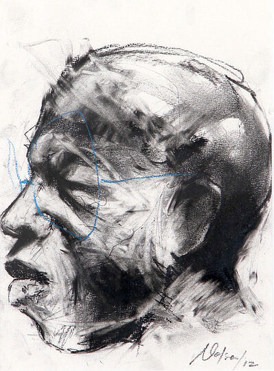 Nelson Makamo, 'Self Portrait', 2012