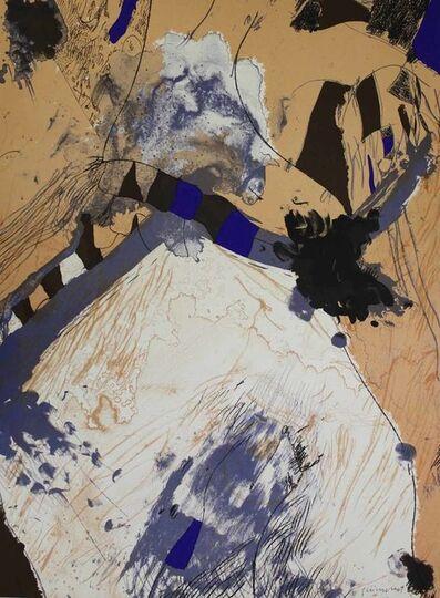 Josep Guinovart, 'Com muntanya', 1982