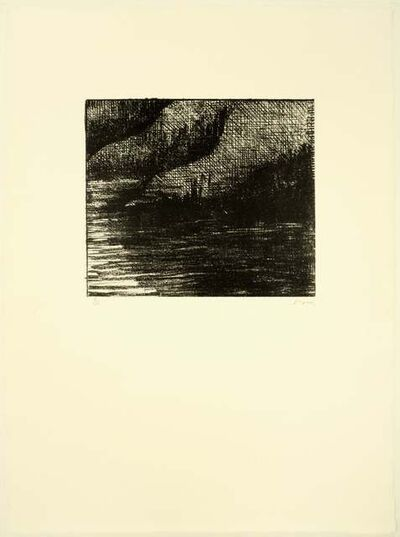 Henry Moore, 'Fjord', 1973