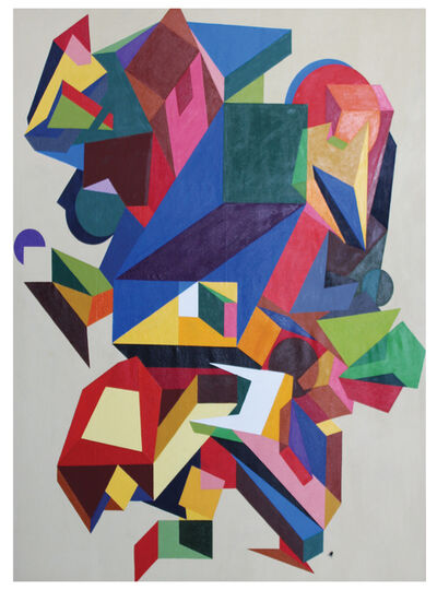 Kutlwano Moagi, 'Untitled Abstract ', 2020